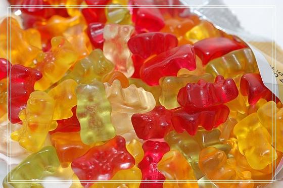 各种各样的糖果图片